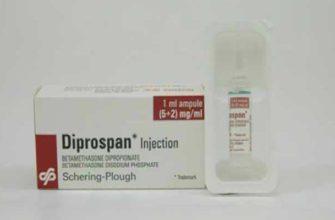 дипроспан-для чего назначают