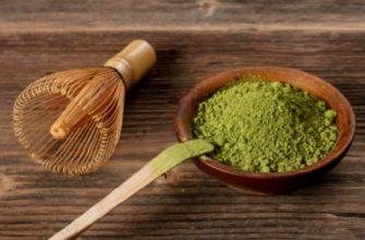 чай матча (маття)-полезные свойства и противопоказания