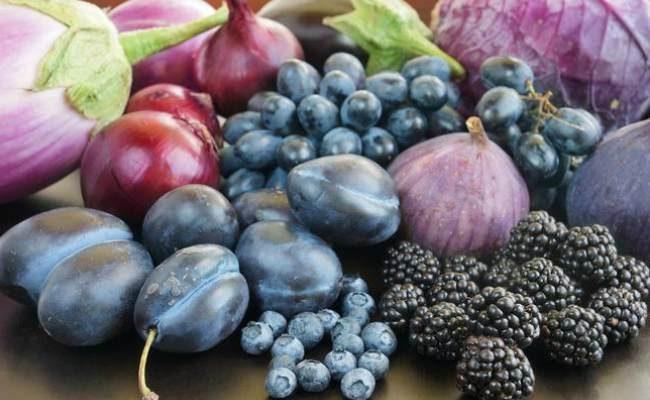 фиолетовая еда-чем полезны фиолетовые продукты
