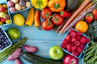 полезные овощи и фрукты-самые полезные фрукты и овощи для здоровья