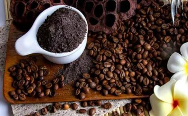 кофейное обертывание-в домашних условиях