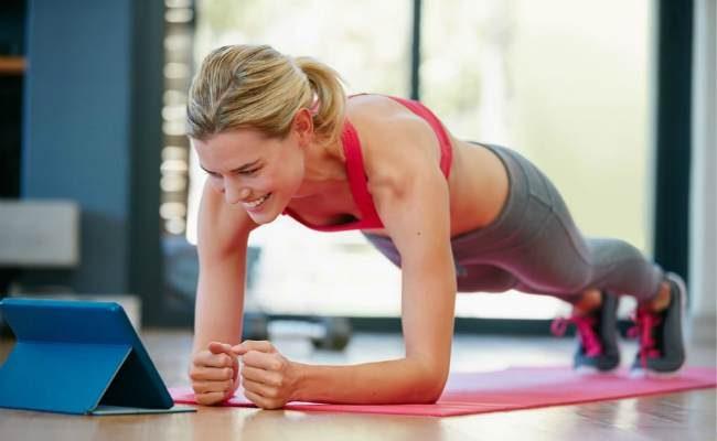 упражнения для сжигания жира-в домашних условиях