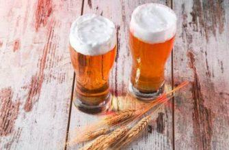 влияние пива-на мужской организм